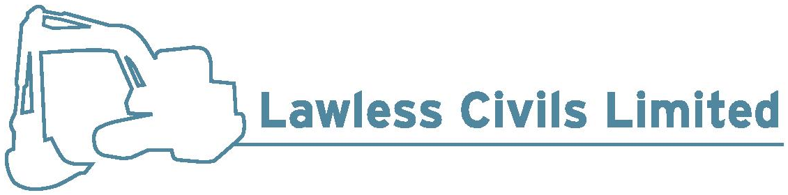 Lawless Civils Limited Logo